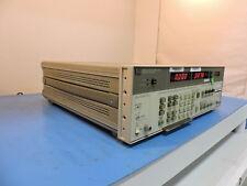 Agilent 8903B Audio Analyzer 20Hz to 100kHz, Options: 013, 001