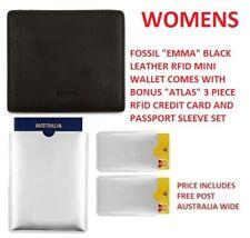 Fossil Emma RFID Mini Leather Wallet SL7150001