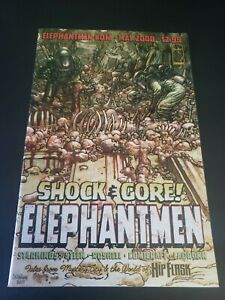 Elephantmen #12A VF/NM; Image   save on shipping - combine!