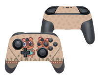 Animal Crossing Sticker For Nintendo Switch Pro Controller Skin Decal - Nooks