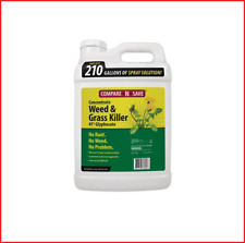 New 2.5 Gal. Grass and Weed Killer Glyphosate Concentrate