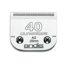 Andis #40 UltraEdge Detachable Clipper Blade 64076