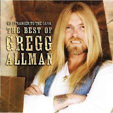 Gregg Allman No Stranger To The Dark: The Best Of CD NEW SEALED 2016