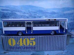 1/50 NZG (Germany) Mercedes-Benz  405 bus