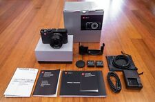 Leica X Typ113 APS-C fixed Summilux 23mm F1.7 lens digital camera(With warranty)