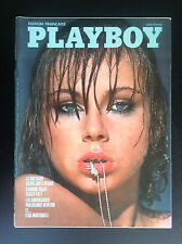 Revue Playboy N° 33 1976 TBE Erotisme