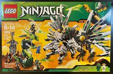 LEGO Ninjago (9450) Epic Dragon Battle ~NISB~