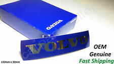 Volvo Front Grille Badge Logo Replacement Emblem Metal Sticker 30796427 Genuine
