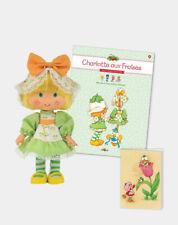 Poupée Menthe à l'eau  Charlotte aux Fraises Neuf strawberry shortcake doll