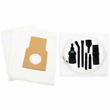 3 Vacuum Bags for Miele S170i, S300, S200, S184, S176 w/ Micro Kit