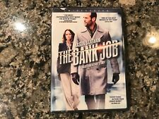 The Bank Job Dvd! 2008 Crime Drama! See) Parker & Chaos