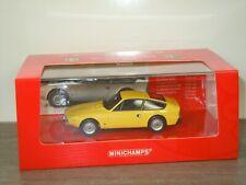 Alfa Romeo 1600 Junior Z 1972 - Minichamps 1:43 in Box *41293