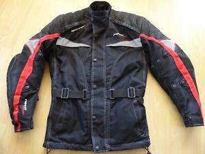 Touren-Motorradjacke v. Roleff Racewear Herren, Größe S-M, CE-Protektoren!