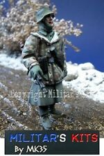 1/43 Figurine MK35 M43-016 militaire allemand à monter et à peindre