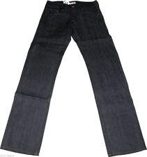 Lee indigo/dark-wash Damen-Jeans mit geradem Bein