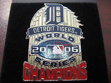 ERROR PIN 2006 World Series Champs Detroit Tigers