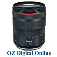 NEW Canon RF 24-105mm F4 L IS USM Lens in white box for Canon EOS R 1 Yr Au Wty