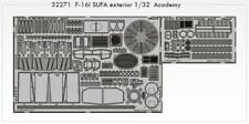 Eduard 1/32 F-16I Sufa Exterior for Academy kit # 32271