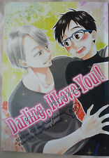 Yuri!!! on Ice YAOI Doujinshi ( Victor x Yuri Katsuki ) Darling I love you