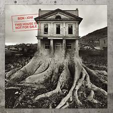 Pre: BON JOVI This House Is Not For Sale CD & DVD Japan Special Limited Edition
