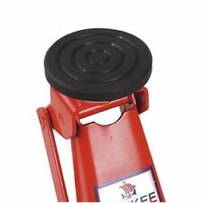 Sealey 3000CXD/JP Rubber Trolley Jack Lifting Safety Cushion Pad - 150mm