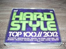 Hardstyle Top 100 2012 * HOLLAND 2 CD SET 2012 * NEW