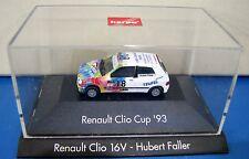 Herpa 1/87 Non Paper Box Renault Clio 16V - Hubert Faller