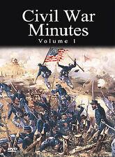 Civil War Minutes - Union Volume 1 DVD DVD