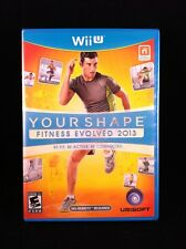 Your Shape: Fitness Evolved 2013 (Wii U) BRAND NEW