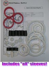 1990 Data East Back to the Future  Rubber Ring Kit