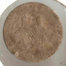 1851 Trhee Cent Piece Silver