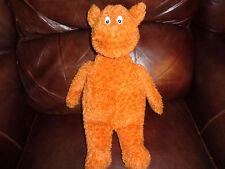 "16"" Kohl's Dr. Seuss Hop on Pop Brown Bear Plush Soft Toy Stuffed Animal"