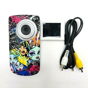 "Monster High Digital Video Recorder with 1.8"" LCD Preview Screen"