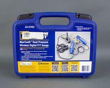 Yellow Jacket 67002 Mantooth Wireless Pt Dual Pressure Gauge Set