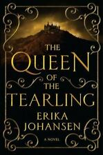 Erika Johansen~THE QUEEN OF THE TEARLING~SIGNED 1ST/DJ~NICE COPY