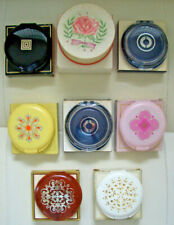 Vintage Collectable Avon Powder Compacts Old Stock - A Job Lot of x 8