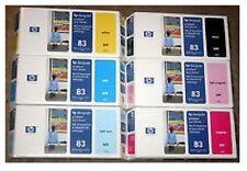 6x HP Testina di stampa Designjet 5000 5500 Nr. 83 C4960A C4961A C4962A-C4965A