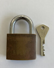 Abloy Padlock High Security MOD Issue
