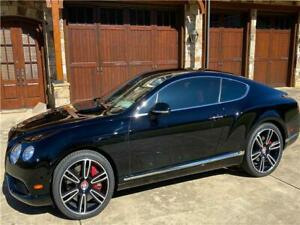 2014 Bentley Continental GT Mulliner
