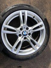 """GENUINE BMW 3 4 SERIES F30 F32 F33 F34 18"""" 255/40 M ALLOY WHEEL 7845881 (A2)"""