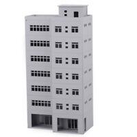 1/87 Bürogebäude Modell 17tlg Gebäude Modelleisenbahn Outland Sandtischmodell