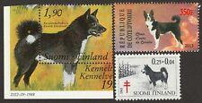Karelian Bear Dog * Int'l Dog Postage Stamp Art Collection *Great Gift Idea*