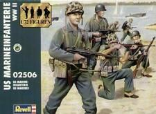 Revell 02506 Plastic Model Kit 1:72 US Marines WWII