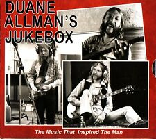 DUANE ALLMAN'S Jukebox - Music That Inspired The Man CD B.B King/T-Bone Walker