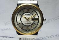 Vintage Citizen Mechanical Automatic Movement Analog Dial Mens Wrist Watch
