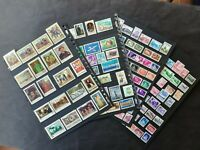 ROMANIA 1952-1979  COLLECTION OF 170 STAMPS