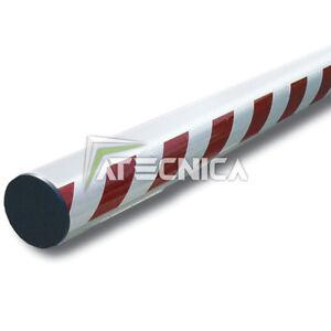 Lisse ronde pour barrière Aprimatic diamètre 80 mm longueur 6 m universelle