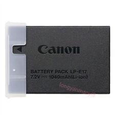 Original Canon LP-E17 Battery for EOS 77D M3 M5 800D 750D 760D T6i T6s