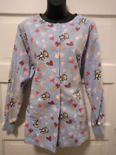 Adorable Long Sleeve Scrub From The Scrub Co. Size M
