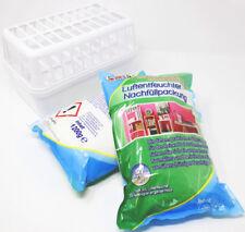Luftentfeuchter Granulat 4kg  6x670gr Entfeuchter nachhaltig verpackt